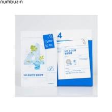 NUMBUZIN No.4 SOS Emergency Soothing Ice Pack 27g*5ea