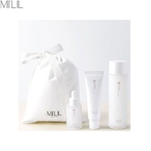 MI'LIL Red Bean Skincare Set 3items [Pouch Edition]