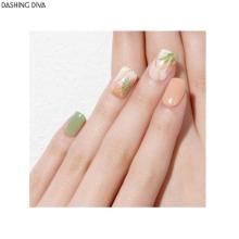 DASHING DIVA Magic Press 1ea [Beautiful Green]