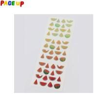 PAGE UP Sticker Fun Okuyama Aurora Seal Fruit Sticker,Beauty Box Korea,Other Brand,Other