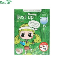 REST UP Foot Therapy Healing Patch 14sheets