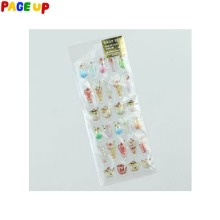 PAGE UP Active Cooperation Drop Sticker,Beauty Box Korea,Other Brand,Other