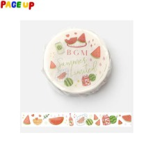 PAGE UP BGM 2021 Masking Tape [Summer Edition],Beauty Box Korea,Other Brand,Other