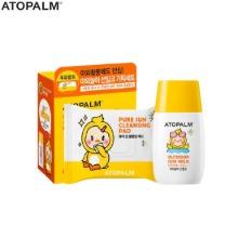 ATOPALM Outdoor Sun Milk Special Set 2items