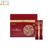 LG HOUSEHOLD & HEALTH Life Garden Jinhyosam Bon Daily 10ml*45sticks