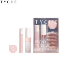 TYCHE Peony Tone Up D-Day kit 9items