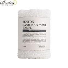 BENTON Hanji Body Wash Towel 1ea