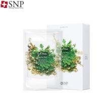 SNP Pure Plain Mask 25g*10ea