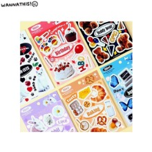 WANNATHIS Object Deco Sticker 1ea,Beauty Box Korea,Other Brand,Other