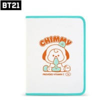 BT21 Baby Tablet Book Pouch 1ea [Jelly Candy Version]