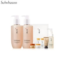 SULWHASOO Gentle Cleansing Foam Special Set 9items