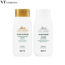 VT COSMETICS Dr.VT Cica Hair Loss Care Shampoo & Cica Care Treatment Set 2items