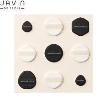 JAVIN DE SEOUL Select for My Cushion Puff 8TYPE 9ea