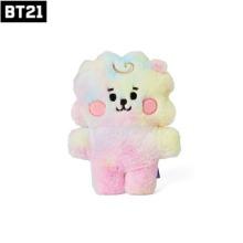 LINE FRIENDS BT21 Baby Rainbow Flatfur Standing Doll 1ea