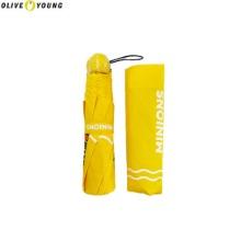 OLIVE YOUNG MINIONS 3 Fold Umbrella 1ea