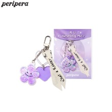 PERIPERA R U Keyring Me? #What A Reborn-Ribbon! 1ea (Keyring For Airy Velvet)