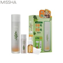 MISSHA Artemisia Calming Essence Special Set 4items [Birth of Ungnyeo Limited Edition]