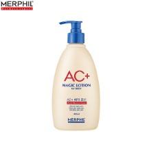 MERPHIL AC+ Magic Lotion For Body 400ml