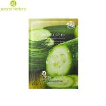SECRET NATURE Cucumber Mask Sheet (Cooling) 25ml