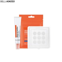 BELLAMONSTER Stress Out Solution A-Clear Duo Set (Spot&Patch) 2items
