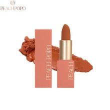 PEACH POPO Soft Velvet Lipstick 3.5g