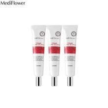 MEDI FLOWER Collagen Wrinkle Eye Cream 40ml*3ea