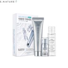 S.NATURE Aqua Squalane Moisturizing Cream Special Set 3items [Hwahae excl.]