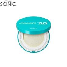 SCINIC Enjoy All Round Airy Sun Cushion EX SPF50+ PA++++ 25g