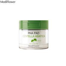 MEDI FLOWER Toner Pad Centella Asiatica 180ml/60pads