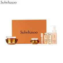 SULWHASOO Concentrated Ginseng Renewing Cream EX Classic Set 6items