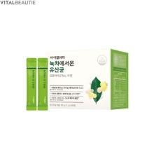 VITALBEAUTIE Greentea Probiotics 1g*60sticks (60g)