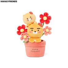 KAKAO FRIENDS Flower Pot Ryan & Choonsik 1ea