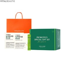 VITALBEAUTIE Greentea Probiotics Special Gift Set 4items [Chuseok Special Limited Set]