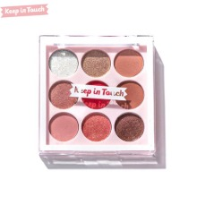 KEEP IN TOUCH Ice Jelly Eye Palette 5g