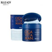 HAZZYS MEN RULE429 Cica Vitaman Toning Pad 60ea