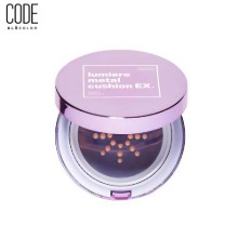 CODE GLOKOLOR G.Lumiere Metal Cushion EX SPF 50 PA +++ 15g,Beauty Box Korea,CODE GLOKOLOR ,LG HOUSEHOLD & HEALTH CARE Ltd.