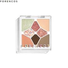 FORENCOS Mood Catcher Multi Palette 9.5g