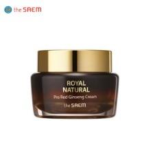 THE SAEM Royal Natural Pro Red Ginseng Cream 50ml,Beauty Box Korea,THE SAEM,THE SAEM