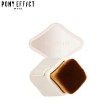 PONY EFFECT Trans-Portable Foundation Brush 1ea