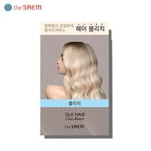 THE SAEM Silk Hair Color Bleach 10g+30ml,Beauty Box Korea,THE SAEM,THE SAEM