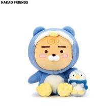 KAKAO FRIENDS Snow Village Ryan & Penguin 1ea