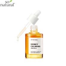 SO NATURAL Honey Calming Ampoule 30ml