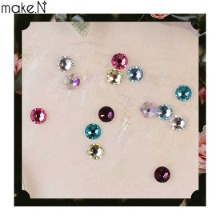 MAKE.N Swarovski Silion Rose Flat Back Stone Basic Flat (2058) 15ea,Beauty Box Korea,Other Brand,Other