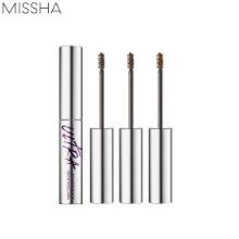 MISSHA Ultra Powerproof Brow Mascara 4g