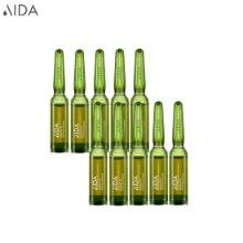 AIDA Mugwort 83 Pore Care Ampoule 2ml*10ea