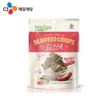 CJ Bibigo Seaweed Crisps Hot Spicy Flavor 20g,CJ