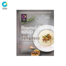 CHUNGJUNGONE  Garlic Korean Rice Soup 60g*10ea,CHUNG JUNG ONE