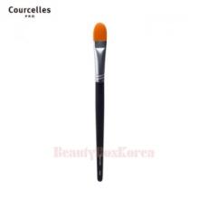 COURCELLES Concealer Brush 10 1ea,COURCELLES