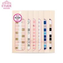 ETUDE HOUSE Nail Sticker Full Tip 22tips,ETUDE HOUSE