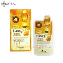 MEDIHEAL Miclan Honey Nutrient Enriched Mask 25ml*10ea,MEDIHEAL